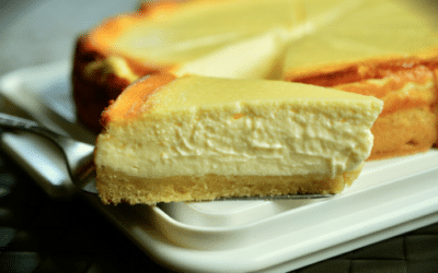 Low Carb Quarkkuchen