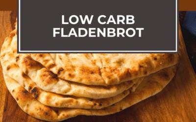 Low Carb Fladenbrot