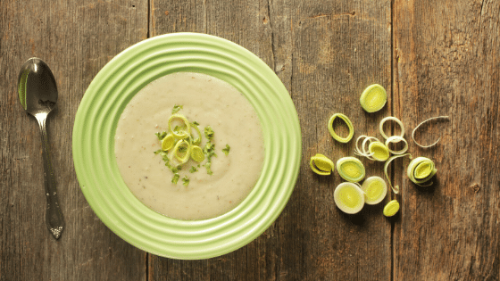 Low Carb Lauchsuppe